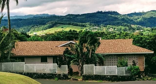 3854 Gallo Place, Kalaheo, HI 96741 (MLS #637420) :: Elite Pacific Properties