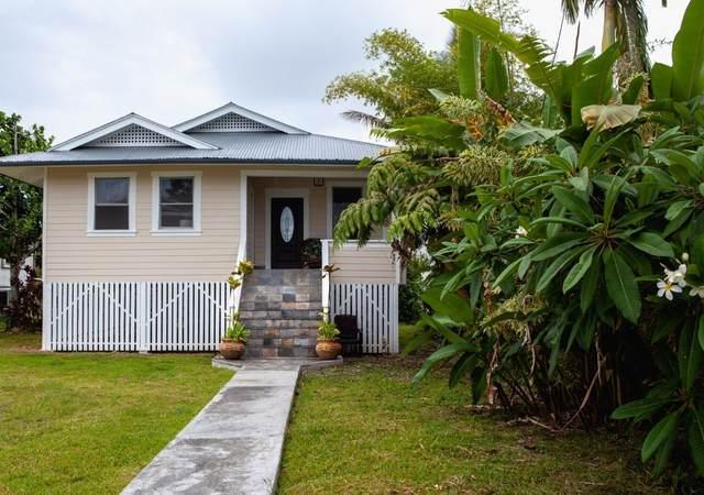 59 Panaewa St, Hilo, HI 96720 (MLS #637434) :: Aloha Kona Realty, Inc.