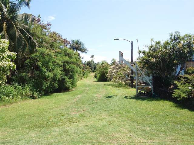 Kekaha Rd, Kekaha, HI 96752 (MLS #637435) :: Kauai Exclusive Realty