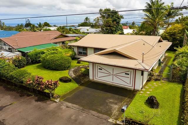 169 S Wilder Rd, Hilo, HI 96720 (MLS #637440) :: Elite Pacific Properties
