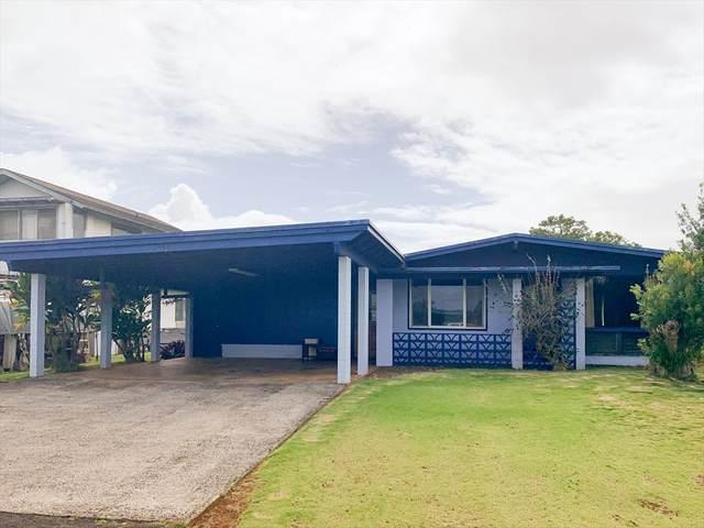 4357 Mua St, Lihue, HI 96766 (MLS #637452) :: Aloha Kona Realty, Inc.
