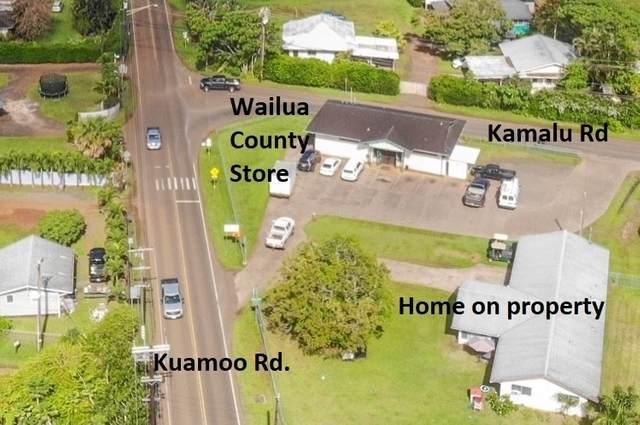 210 Kamalu Rd, Kapaa, HI 96746 (MLS #637507) :: Kauai Real Estate Group