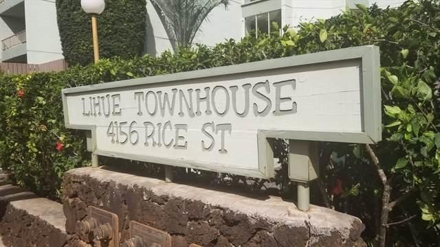 4156 Rice St, Lihue, HI 96766 (MLS #637527) :: Elite Pacific Properties