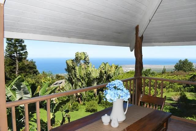 75-5721 Mamalahoa Hwy, Holualoa, HI 96725 (MLS #637554) :: Aloha Kona Realty, Inc.