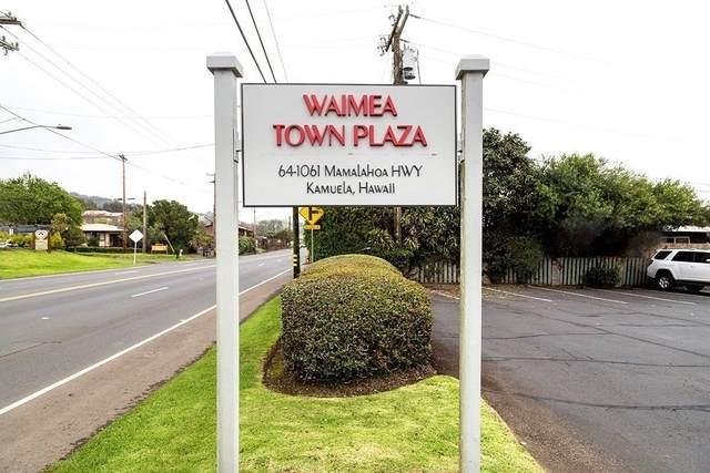 64-1061 Mamalahoa Hwy, Kamuela, HI 96743 (MLS #637563) :: Song Team | LUVA Real Estate