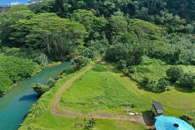 Kalihiwai Road, Kilauea, HI 96754 (MLS #637620) :: Kauai Real Estate Group