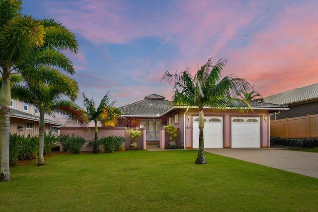 1237 Nohea St, Kalaheo, HI 96741 (MLS #637622) :: Elite Pacific Properties