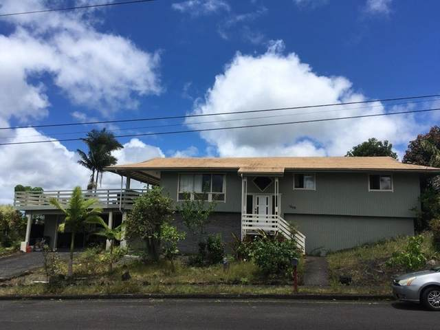 1659 Oneawa Pl, Hilo, HI 96720 (MLS #637679) :: Elite Pacific Properties