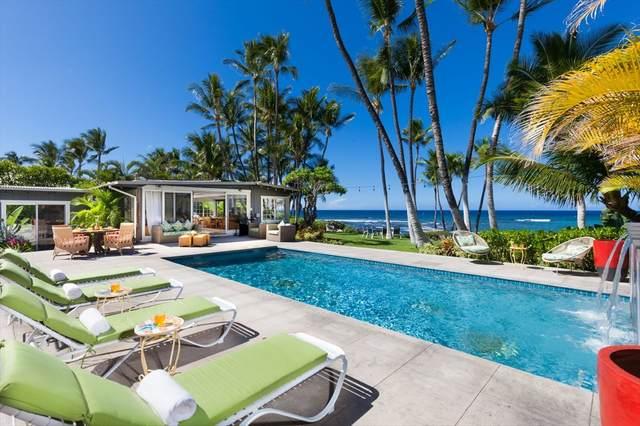 69-1956 Puako Beach Dr, Kamuela, HI 96743 (MLS #637723) :: Elite Pacific Properties