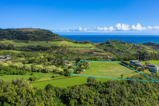 4030 Pali Moana Pl, Kilauea, HI 96754 (MLS #637762) :: Iokua Real Estate, Inc.