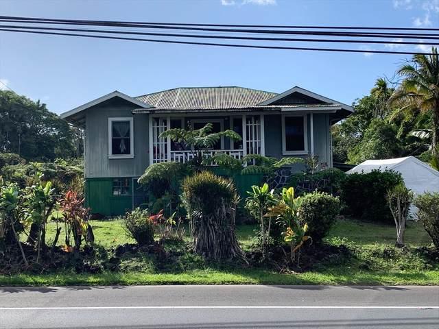 17-292 Volcano Rd, Kurtistown, HI 96760 (MLS #637779) :: LUVA Real Estate