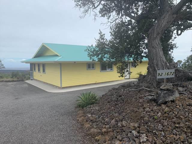 92-1672 Keaka Parkway, Ocean View, HI 96704 (MLS #637803) :: Elite Pacific Properties