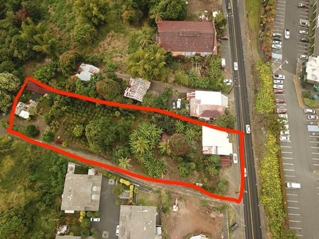 82-6085 Hawaii Belt Rd, Captain Cook, HI 96704 (MLS #637838) :: Aloha Kona Realty, Inc.