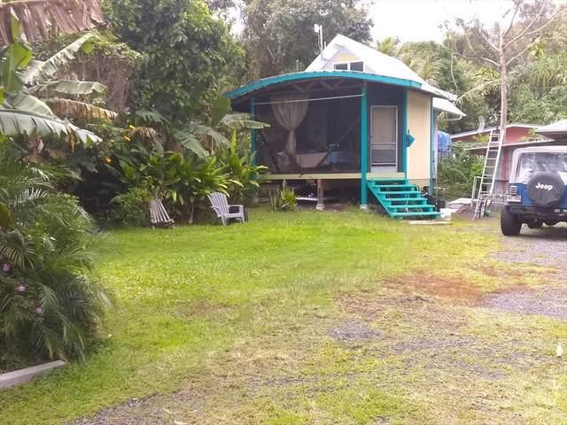 12-7002 Kehauopuna St, Pahoa, HI 96778 (MLS #637874) :: Elite Pacific Properties