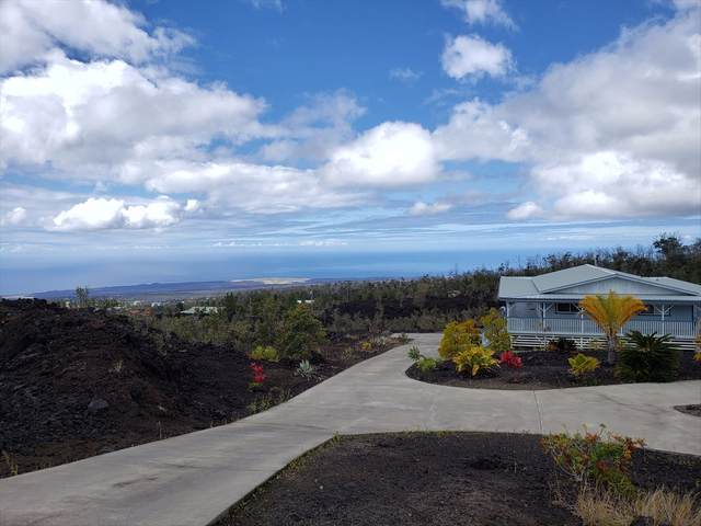 92-9021 Paradise Pkwy, Ocean View, HI 96704 (MLS #637911) :: Elite Pacific Properties
