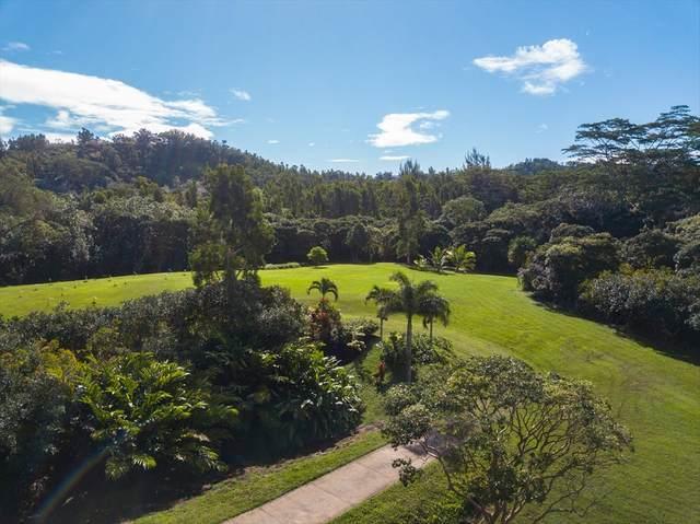 Maluhia, Kilauea, HI 96754 (MLS #637930) :: Corcoran Pacific Properties