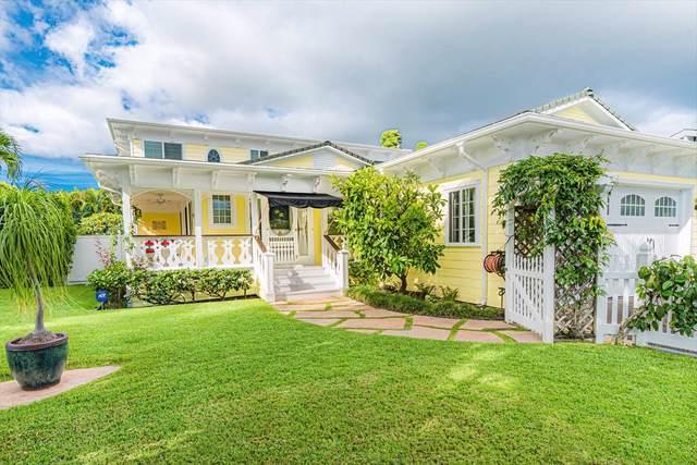 73-1247 Melomelo St, Kailua-Kona, HI 96740 (MLS #637956) :: Elite Pacific Properties