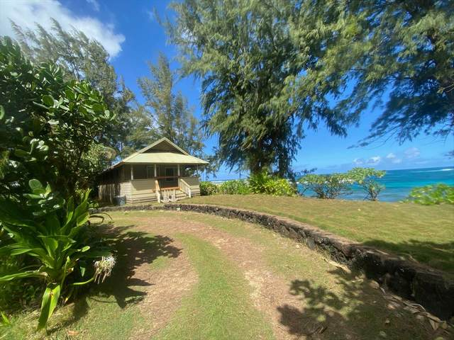 5-7030 Kuhio Hwy, Hanalei, HI 96722 (MLS #637988) :: Elite Pacific Properties