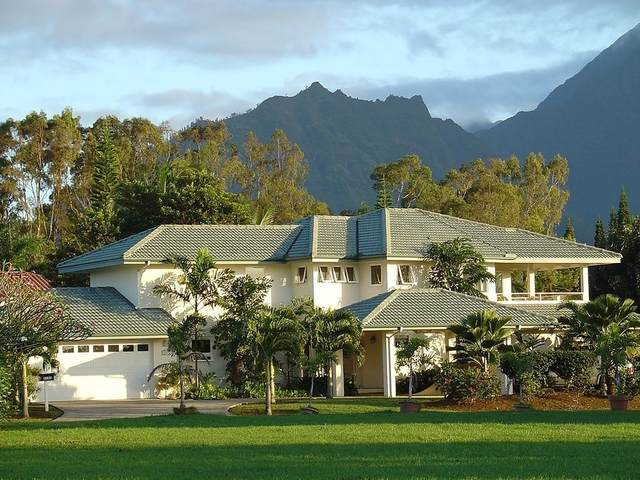 5155 Napookala Cir, Princeville, HI 96722 (MLS #638053) :: Elite Pacific Properties