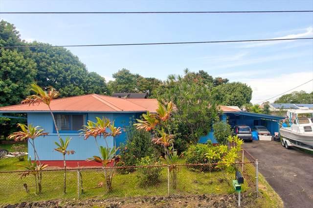 35 Maemae St, Hilo, HI 96720 (MLS #638069) :: Elite Pacific Properties