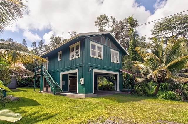 12-4336 Ocean View Pkwy, Pahoa, HI 96778 (MLS #638073) :: Corcoran Pacific Properties