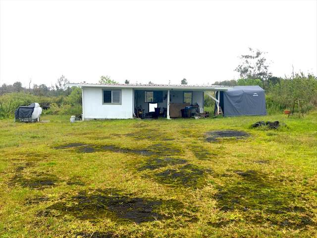 11-2201 Ohialani Rd, Volcano, HI 96785 (MLS #638144) :: Team Lally