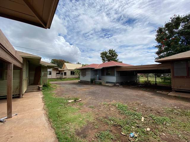 85 Hotel Ln, Kaunakakai, HI 96748 (MLS #638149) :: Aloha Kona Realty, Inc.
