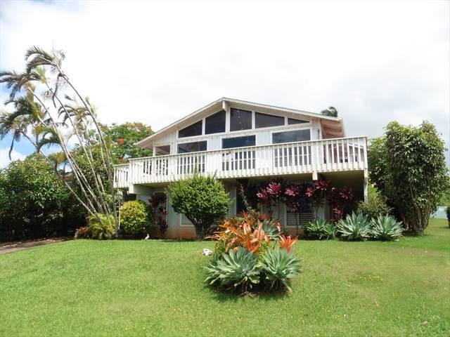 3880 Kilohana St, Kalaheo, HI 96741 (MLS #638158) :: Kauai Exclusive Realty