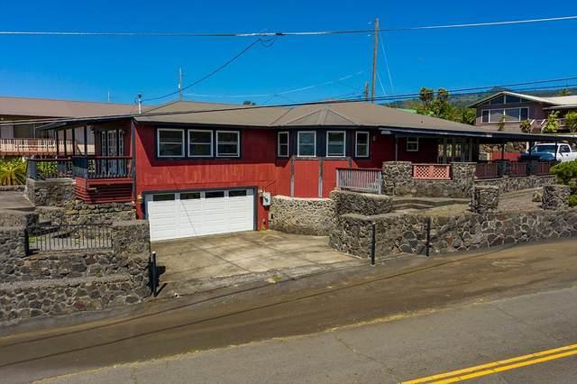 96-3029 Koali St, Pahala, HI 96777 (MLS #638166) :: Iokua Real Estate, Inc.