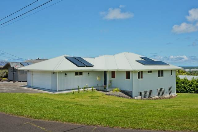 83 Wainohia Street, Hilo, HI 96720 (MLS #638208) :: Song Team | LUVA Real Estate