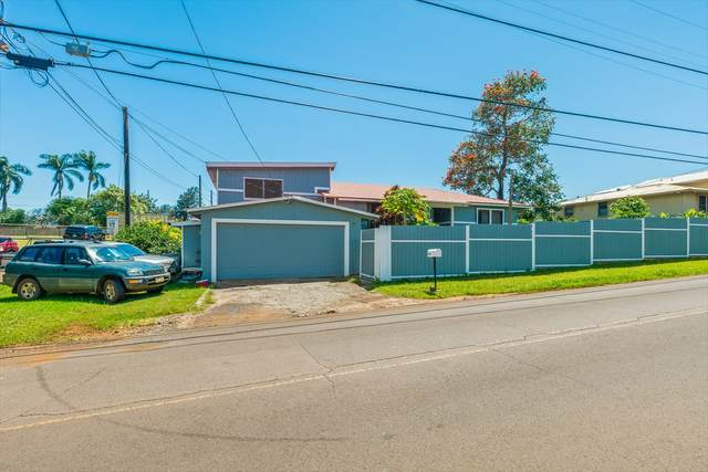 2584 Puu Rd., Kalaheo, HI 96741 (MLS #638232) :: Elite Pacific Properties