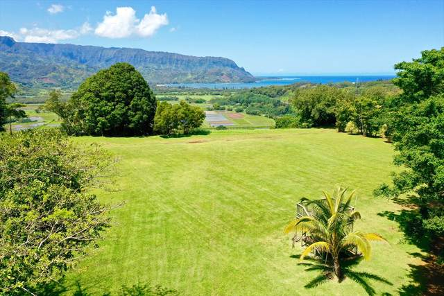 Address Not Published, Princeville, HI 96722 (MLS #638236) :: Team Lally