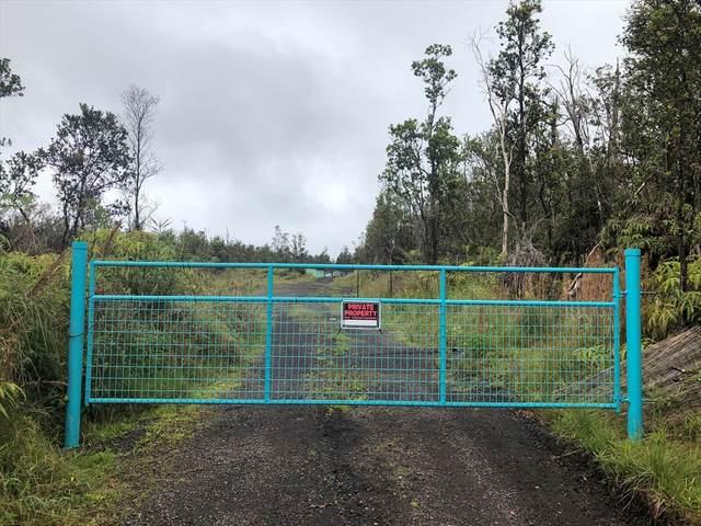 11-2253 Ohialani Rd, Volcano, HI 96785 (MLS #638249) :: Steven Moody