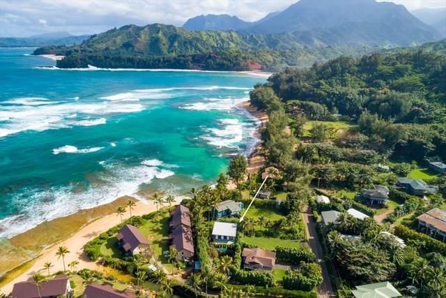 5-7094 Kuhio Hwy, Hanalei, HI 96714 (MLS #638365) :: Elite Pacific Properties