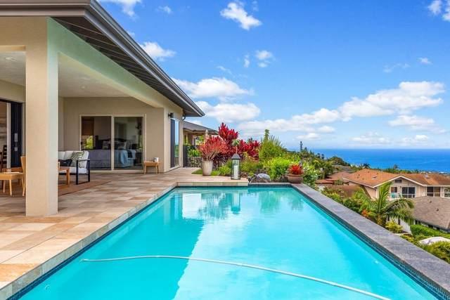 76-6400 Kilohana Street, Kailua-Kona, HI 96740 (MLS #638448) :: LUVA Real Estate