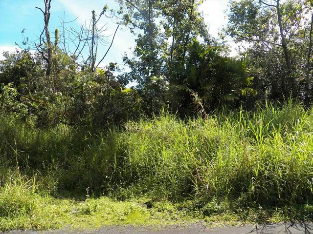 35TH AVE, Keaau, HI 96760 (MLS #638453) :: Elite Pacific Properties