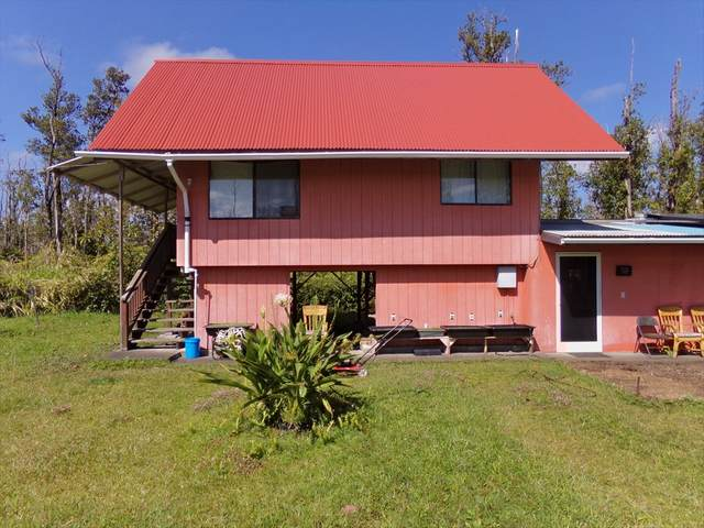 11-2282 Ohialani Rd, Volcano, HI 96785 (MLS #638541) :: Steven Moody