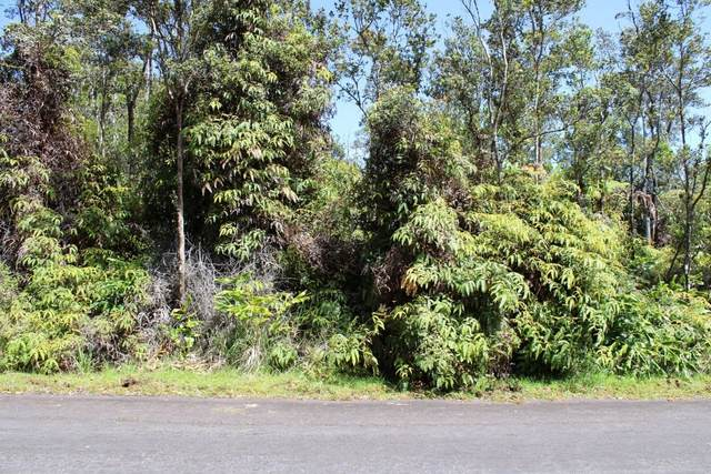 Thirteenth St, Volcano, HI 96785 (MLS #638542) :: Song Team | LUVA Real Estate