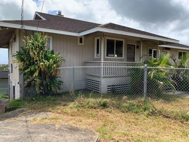 4581 Kehau Dr, Kalaheo, HI 96741 (MLS #638566) :: Elite Pacific Properties