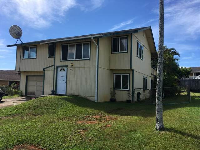5415 Makaloa St, Kapaa, HI 96746 (MLS #638578) :: Elite Pacific Properties