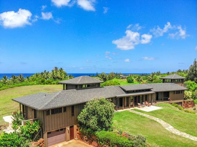 4-495--0 Kuhio Hwy, Anahola, HI 96703 (MLS #638635) :: Kauai Exclusive Realty