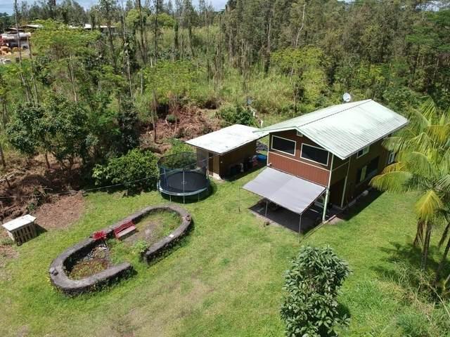 14-3663 Forest Rd, Pahoa, HI 96778 (MLS #638657) :: Iokua Real Estate, Inc.