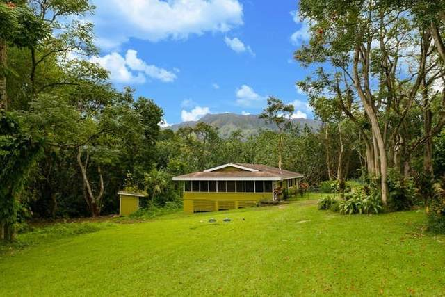 6631 Kipapa Rd, Kapaa, HI 96746 (MLS #638660) :: Elite Pacific Properties