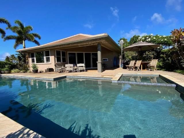 4066 Aloalii Dr, Princeville, HI 96722 (MLS #638681) :: Kauai Exclusive Realty