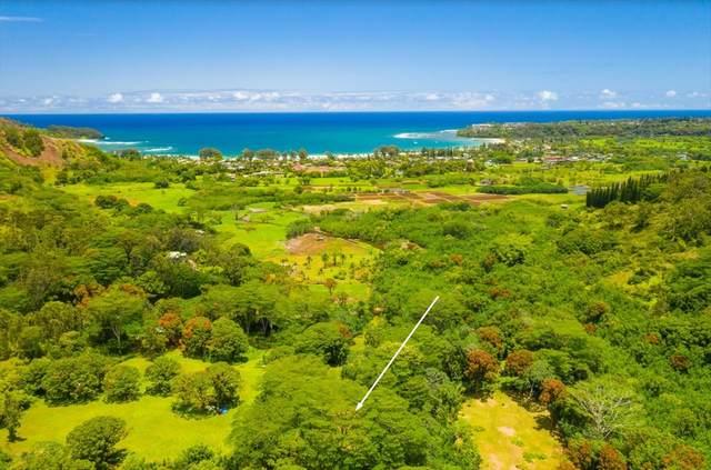 Kumu Road, Hanalei, HI 96714 (MLS #638690) :: Elite Pacific Properties