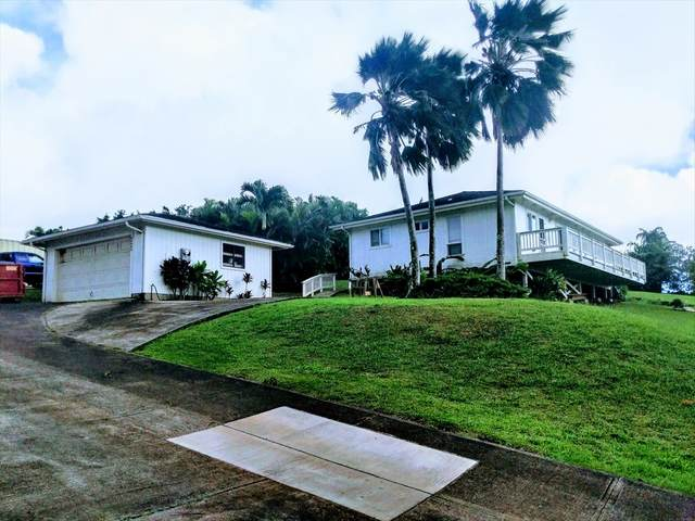 4694-A Lae Rd, Kalaheo, HI 96741 (MLS #638703) :: Elite Pacific Properties