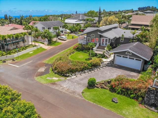 4111 Oni Pl, Kalaheo, HI 96741 (MLS #638743) :: Elite Pacific Properties