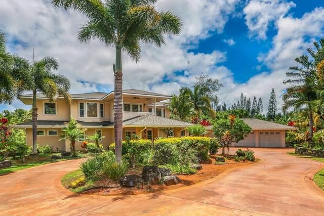 5070 Ka Haku Rd, Princeville, HI 96722 (MLS #638750) :: Kauai Exclusive Realty