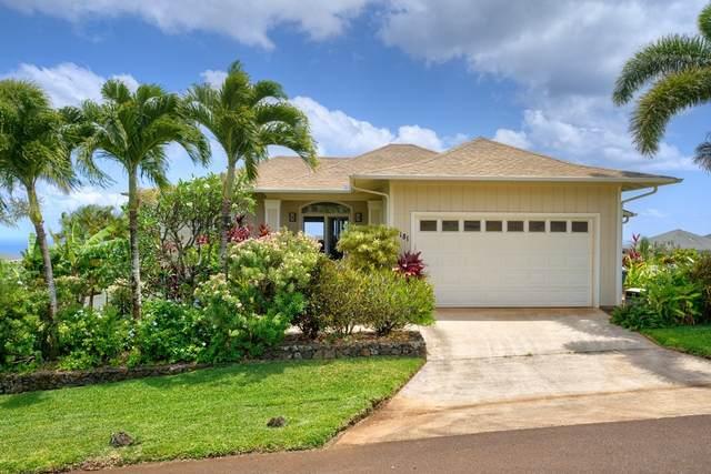 1181 Pua Melia St, Kalaheo, HI 96741 (MLS #638756) :: Kauai Exclusive Realty