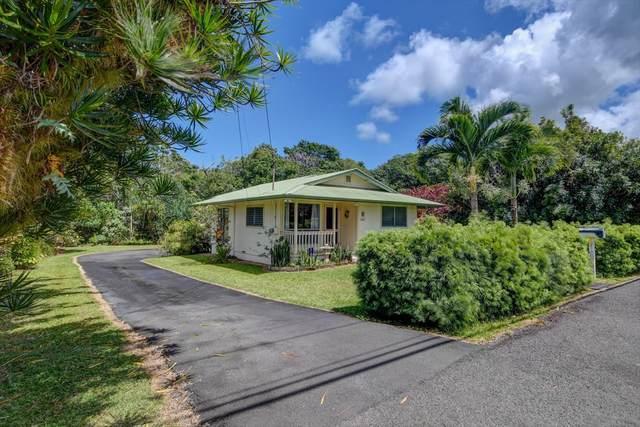16-551 Ohe St, Keaau, HI 96749 (MLS #638758) :: Aloha Kona Realty, Inc.
